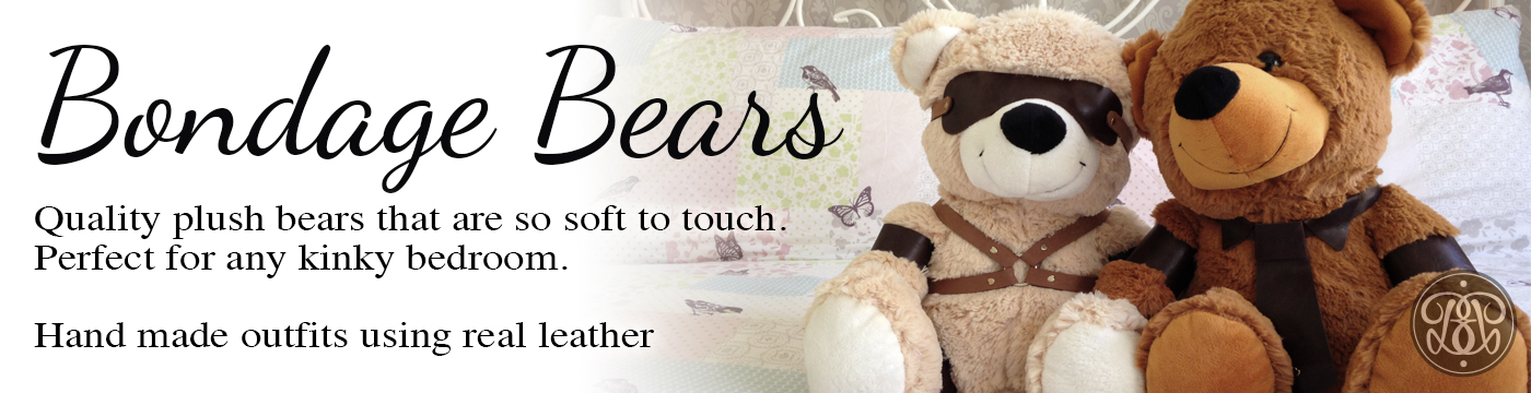 Bondage Bear web banner