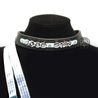 Good Girl Submissive Collar