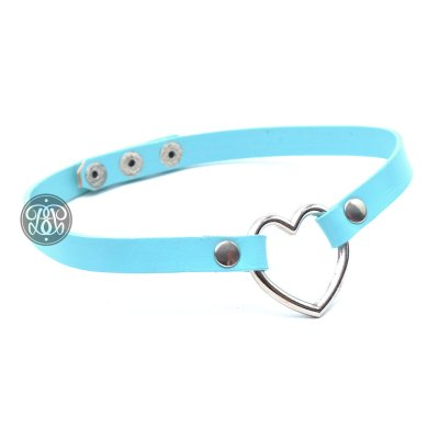 Sweetheart Collar - Blue