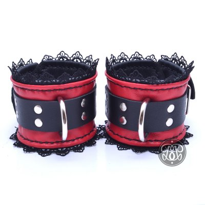 Hell Fire Submissive Cuffs