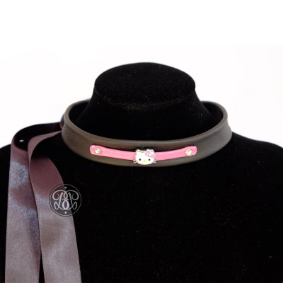 Hello Kitty Submissive Collar