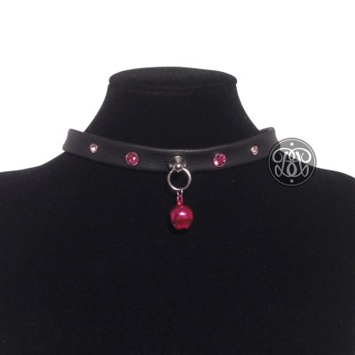 Miss Kitten Submissive Collar