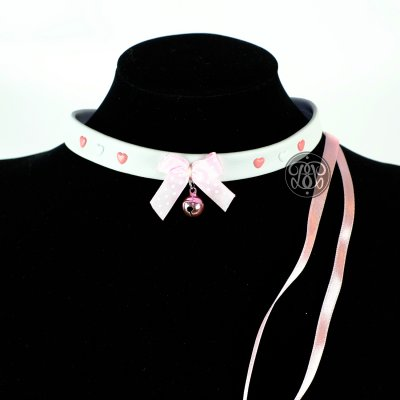 Princess Bell BDSM Kitten Collar