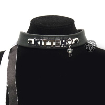 Kitten Submissive Collar