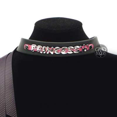 Princess Submissive Collar