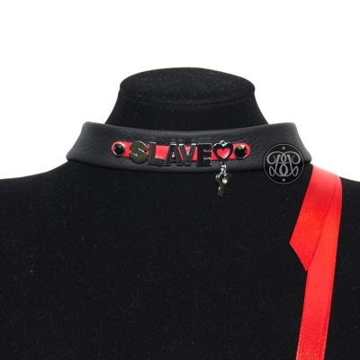 Slave Submissive Collar