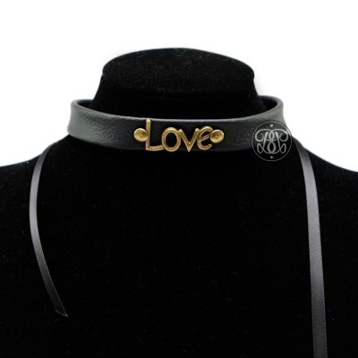 Sub Love Submissive Collar
