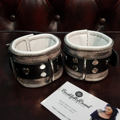 Boogie Nights Leather Cuffs
